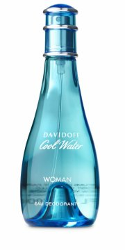 davidoff deodorant spray - cool water woman - 100 ml. - Parfume