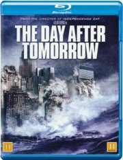 the day after tomorrow - Blu-Ray