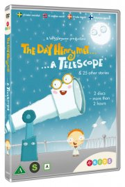 the day henry met a telescope - DVD