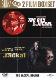 day of the jackal + jackal - DVD
