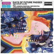 moody blues - days of future passed - 50th anniversary edition  - Cd+Dvd