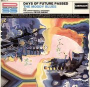 the moody blues - days of future passed - Vinyl / LP