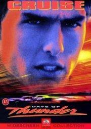 days of thunder - DVD