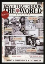 days that shook the world - sæson 3 - DVD