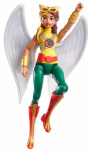 dc super hero girls figur - hawkgirl - Dukker