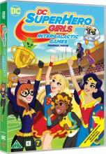 dc super hero girls: intergalactic game - DVD