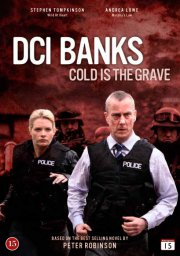 dci banks - cold is the grave - DVD