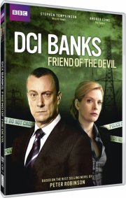 dci banks - friend of the devil - DVD