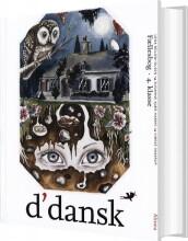 d'dansk, fællesbog/web, 4.kl - bog