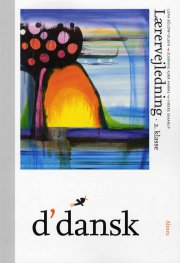 d'dansk, lærervejledning, 2.kl - bog