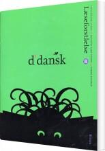 d'dansk, læseforståelse b - bog