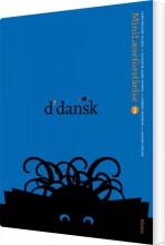 d'dansk, minilæseforståelse 2 - bog