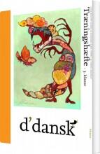 d'dansk, træningshæfte, 3.kl - bog