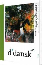 d'dansk, træningshæfte, 5.kl - bog