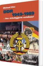ddr 1949-1989 - bog