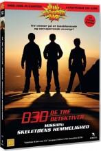 de 3 detektiver: skeletøens hemmelighed - DVD