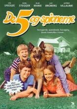 de fem og spionerne - DVD