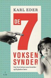 de 7 voksensynder - bog