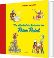 de allerbedste historier med peter pedal - jubilæumsudgave - bog