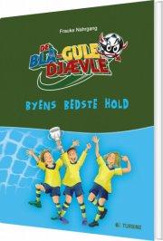 de blå-gule djævle - byens bedste hold - bog