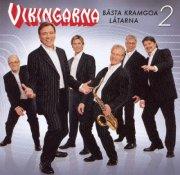 Vikingarna - De Bästa Danslåtarna 2 - CD