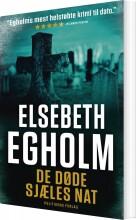 de døde sjæles nat - bog