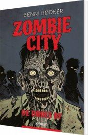 de dødes by - bog