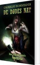 de dødes nat - bog
