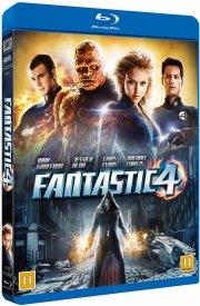 the fantastic four / de fantastiske fire - Blu-Ray