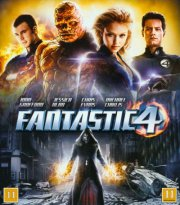 Image of   Fantastic Four/ De Fantastiske Fire - DVD - Film