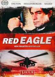 de fem løvers dal / red eagle - DVD