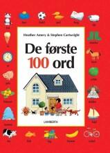de første 100 ord - bog