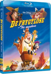 de frygtløse the muuhvie / home on the range - disney - Blu-Ray