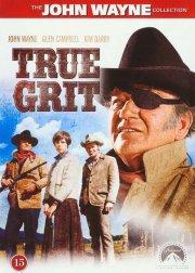 true grit / de frygtløse - DVD