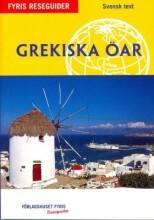de græske øer - bog