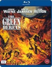 the green berets / de grønne djævle - Blu-Ray