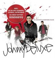 johnny deluxe - de knuste hjerters klub - ny version - cd