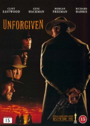 de nådesløse / unforgiven - DVD