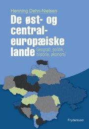 de øst- og centraleuropæiske lande - bog