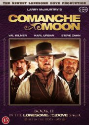 de red mod nord / lonesome dove - comanche moon - DVD