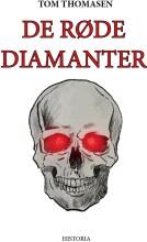 de røde diamanter - bog
