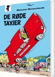 de røde taxier - bog