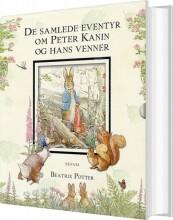 de samlede eventyr om peter kanin og hans venner - bog
