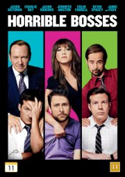 horrible bosses / de satans chefer - DVD