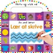 lær at skrive - de små lærer - bog