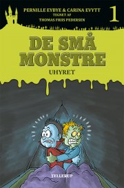 de små monstre #1: uhyret - bog