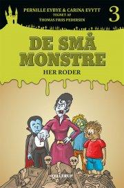 de små monstre #3: her roder - bog