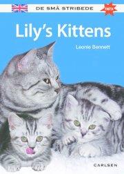 de små stribede fakta lily's kittens - bog