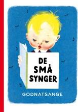 de små synger - godnatsange - bog