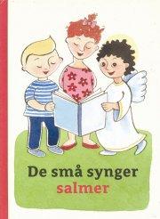 de små synger salmer - bog